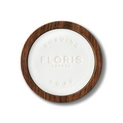 Gentleman Floris No. 89 Shaving Soap in Wooden Bowl (100 g)