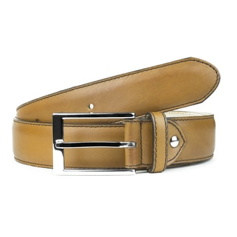 Berwick Tan Leather Belt