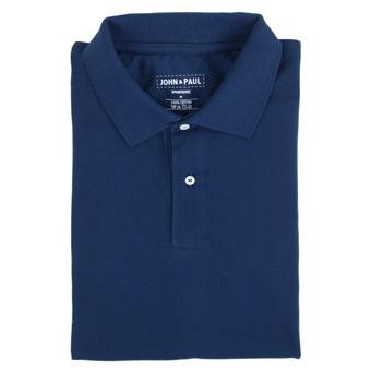 Mother-of-pearl Polo John & Paul - Navy