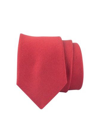 John & Paul Red Necktie