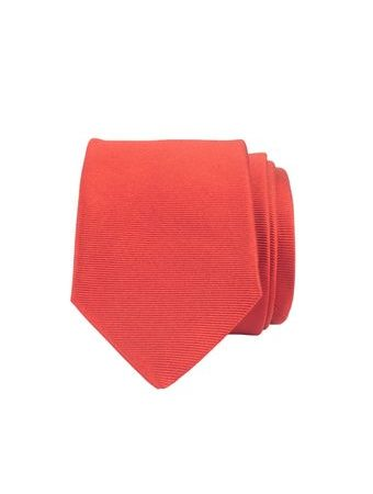 John & Paul Orange Necktie