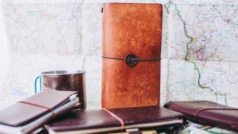 A journey of an extraordinary notebook