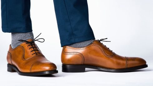 How Berwick Goodyear Welted shoes are made