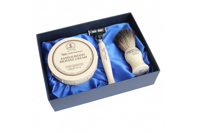 Taylor of Old Bond Street Victorian Mach 3 Gift Set
