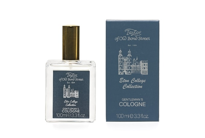 Taylor of Old Bond Street Eton College Eau de Cologne (100 ml)