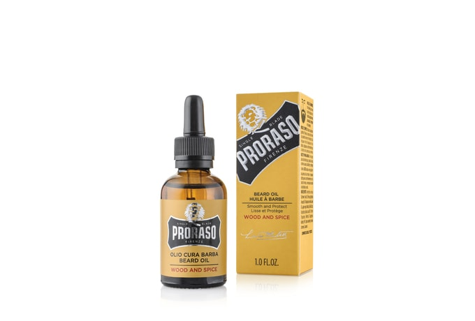 Proraso Wood & Spice Beard Oil (30 ml)