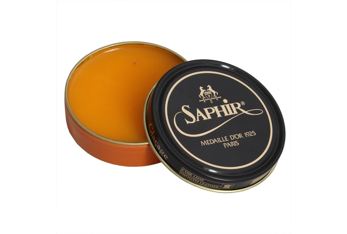 Saphir Médaille d'Or Shoe Wax Polish - Tan (50 ml)
