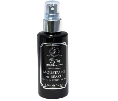 Taylor of Old Bond Street Leave-In Moustache & Beard Conditioner