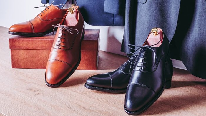 How to match the colour of suit and shoes