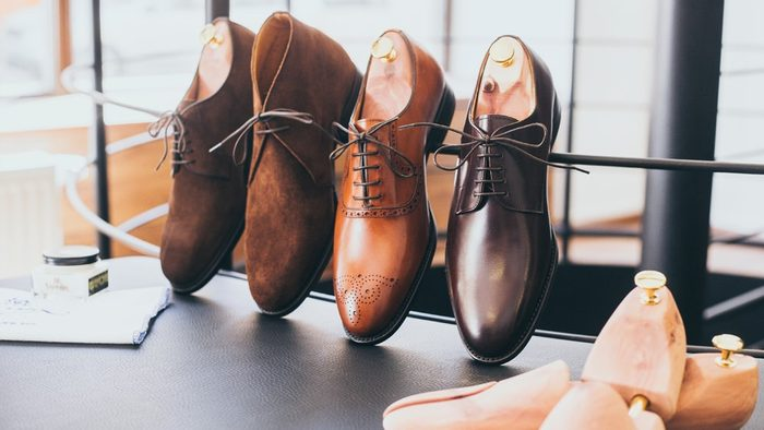 The most common types of dress shoes