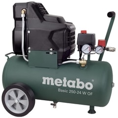 Metabo Basic 250-24 W OF - Kompresor bezolejový