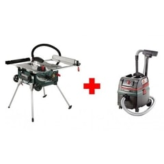 Metabo TS 254 + ASR 25 L SC - Set
