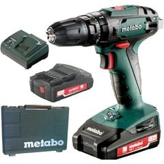 Metabo SB 18 Top Seller 2x1,3Ah kufr#