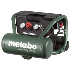 Metabo Power 180-5 W OF - Kompresor bezolejový