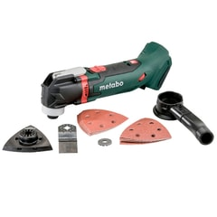 Metabo MT 18 LTX 18 bez aku metaloc - Aku Multitool