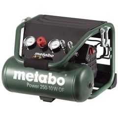 Metabo Power 250-10 W OF - Kompresor bezolejový
