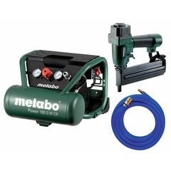 Metabo Power 180-5 W OF+ DKNG 40/50 - Set