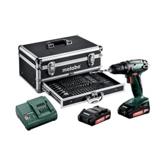 Metabo BS 18 Set MD hliník 2x2,0Ah#