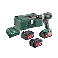 Metabo BS 18 LT BL Set 3x4,0 Ah,metaloc# 2/19