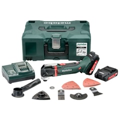Metabo MT 18 LTX Compact 2x2,0Ah metaloc - Aku Multitool