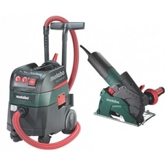 Metabo W 12-125 HD Set CED 125 + ASR35 M ACP