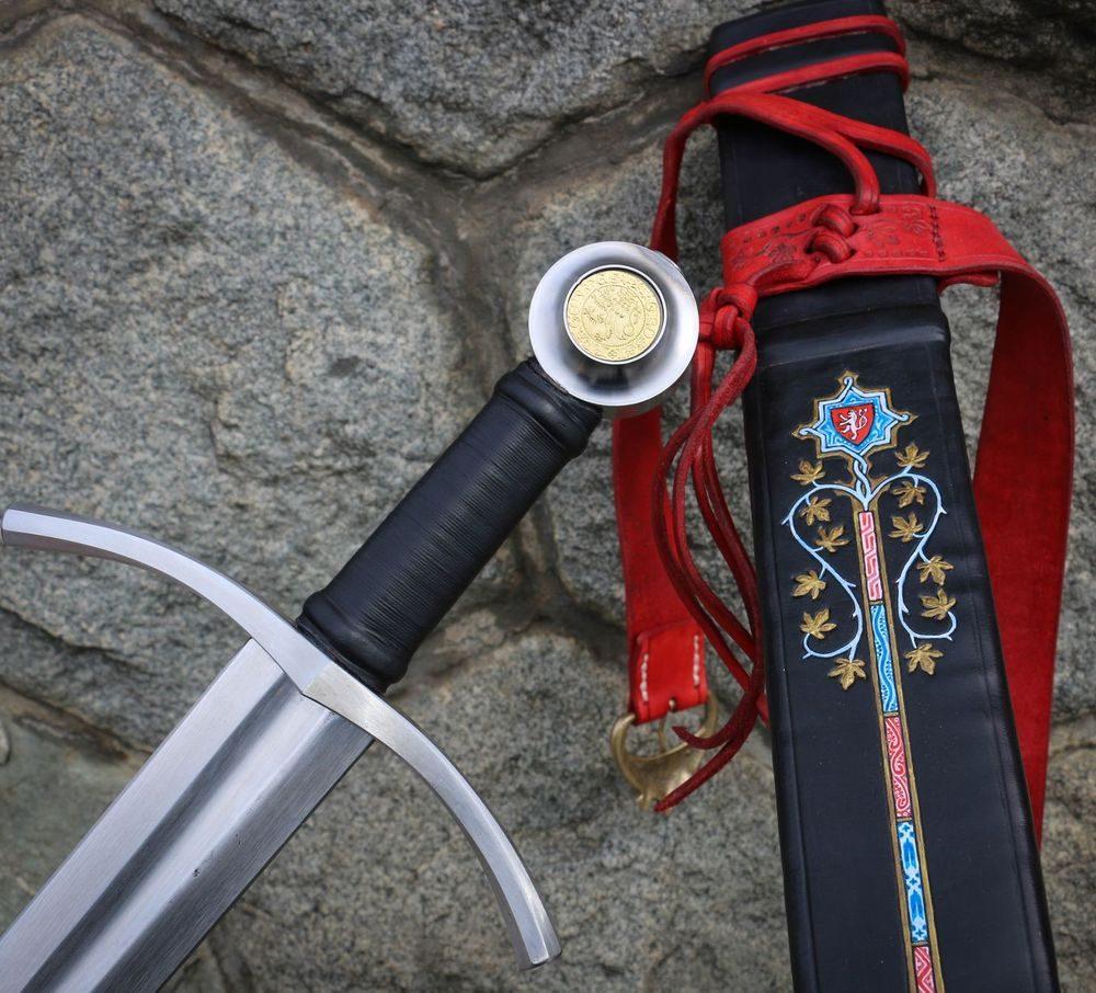 Meč Pochva