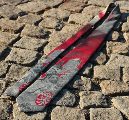 Pánská kravata KAREL IV - drakkaria.cz e365a84e2f