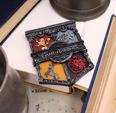 MAGNET GAME OF THRONES MALOVANÝ