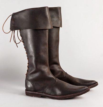 středověká obuv - drakkaria.cz 37738dc081