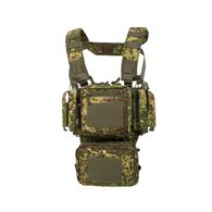 Vesta (Ham) tactică TRAINING MINI RIG® Helikon - PenCott® Greenzone