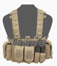 Chest Rig Falcon Warrior Assault Systems - Maro Coyote