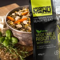 Adventure menu - Risotto vegetal în Provence