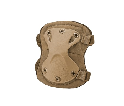 Elbow Protection Pads Defcon 5 - Coyote Brown