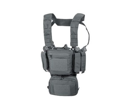 Vesta (Ham) tactică TRAINING MINI RIG® Helikon - Shadow Grey