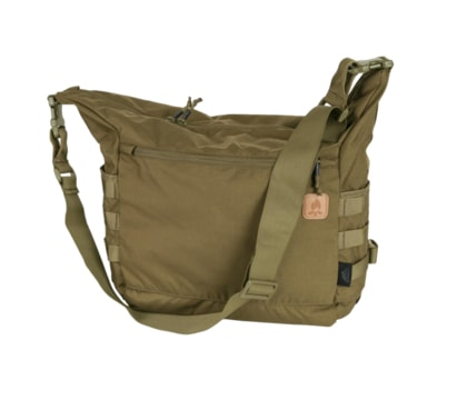 Geantă Satchel Bushcraft Helikon - Coyote Brown