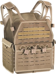 Plate Carrier Defcon 5 Shadow - Coyote Brown