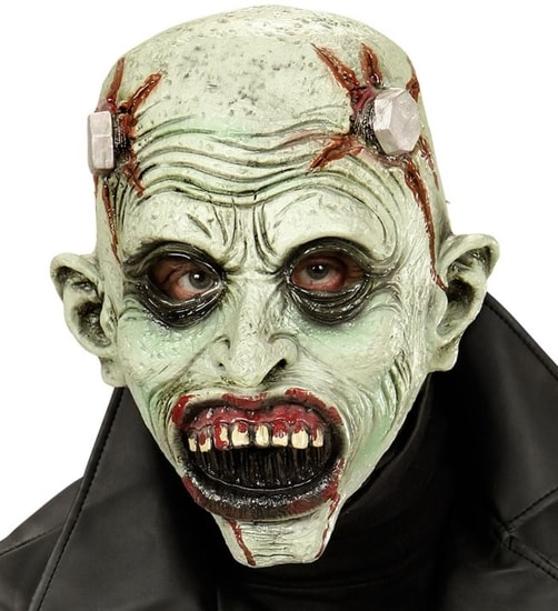 Maska latex Frankenstein