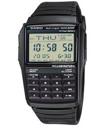 Hodinky Casio Collection DBC-32-1AES