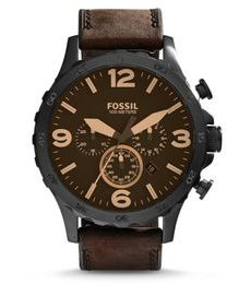 Hodinky Fossil Nate Chronograph JR1487