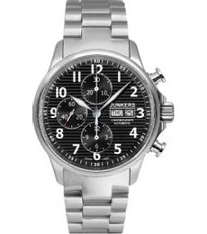 Hodinky Junkers Tante Ju Chronograph 6818M-2