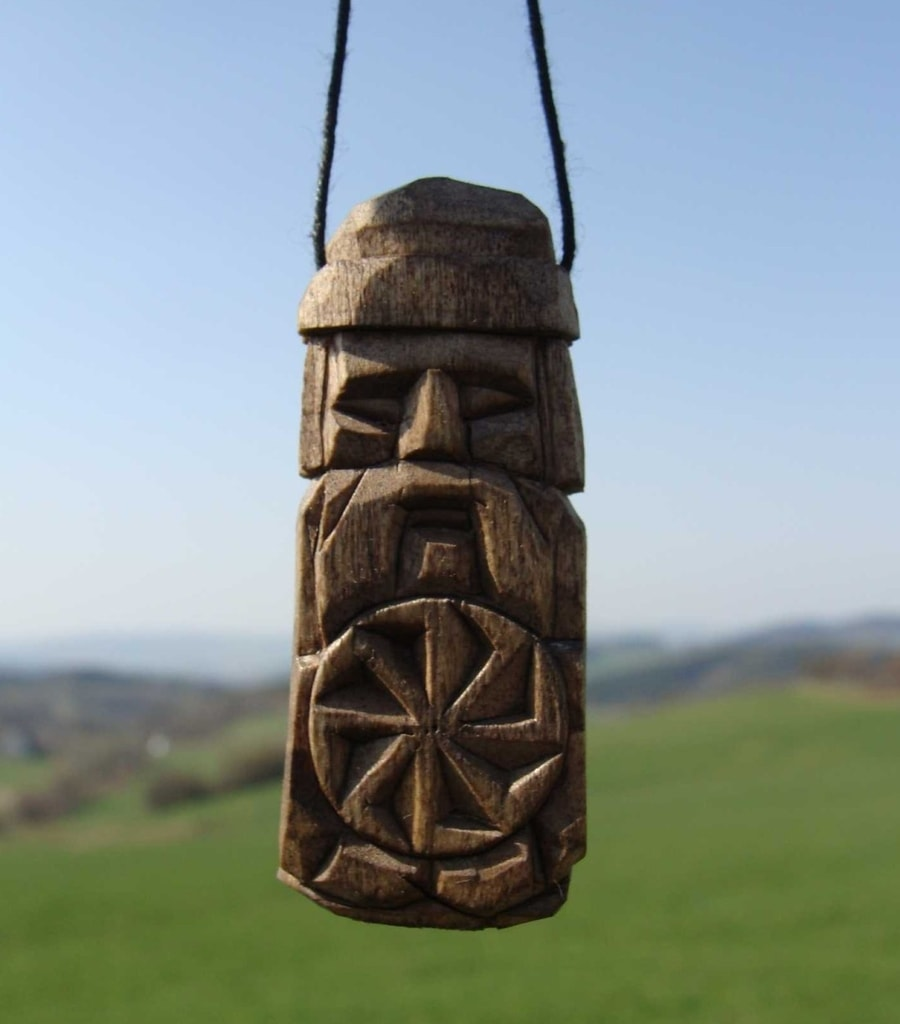 Is This Symbol Of The Slavic Pagan God Svarog Or A Symbol Of