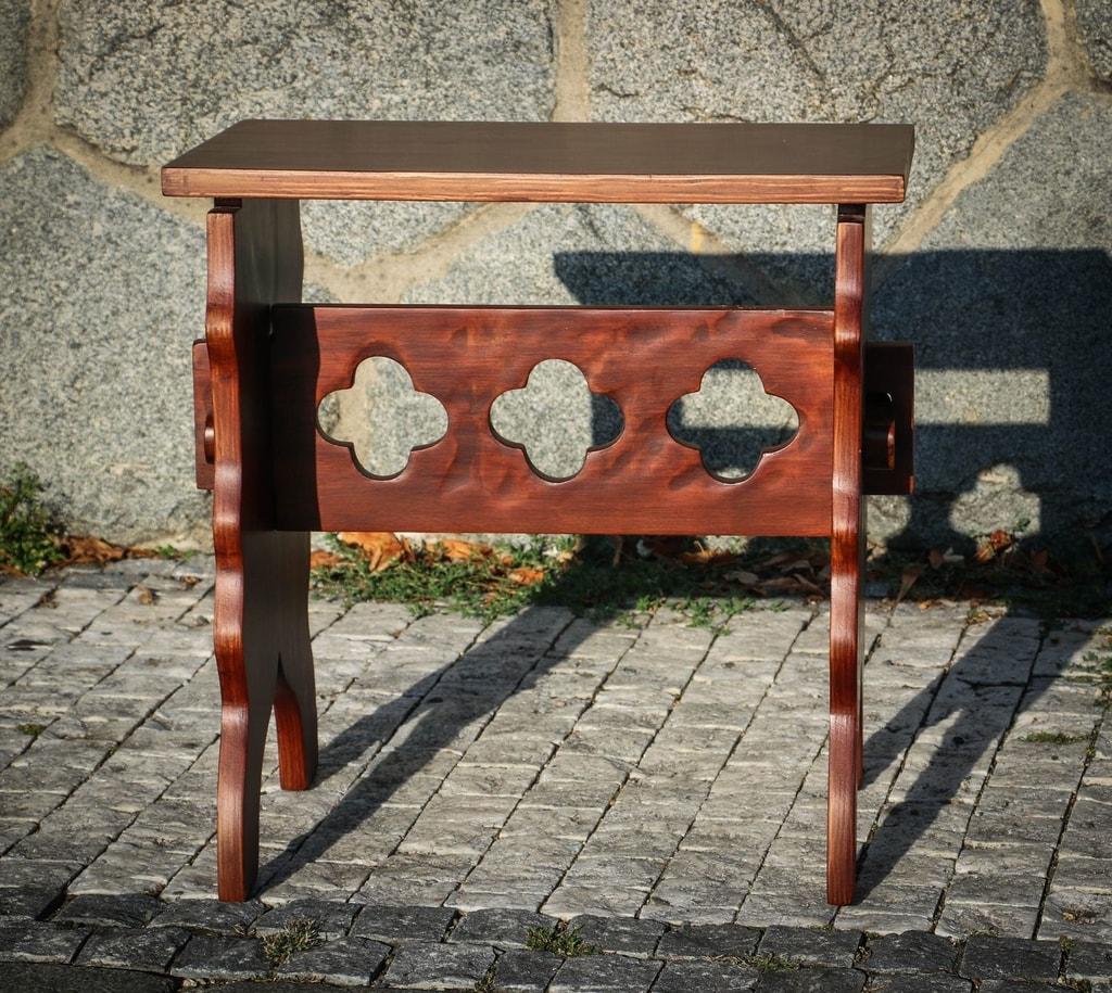 Amazing Medieval Bench Wulflund Com Bralicious Painted Fabric Chair Ideas Braliciousco