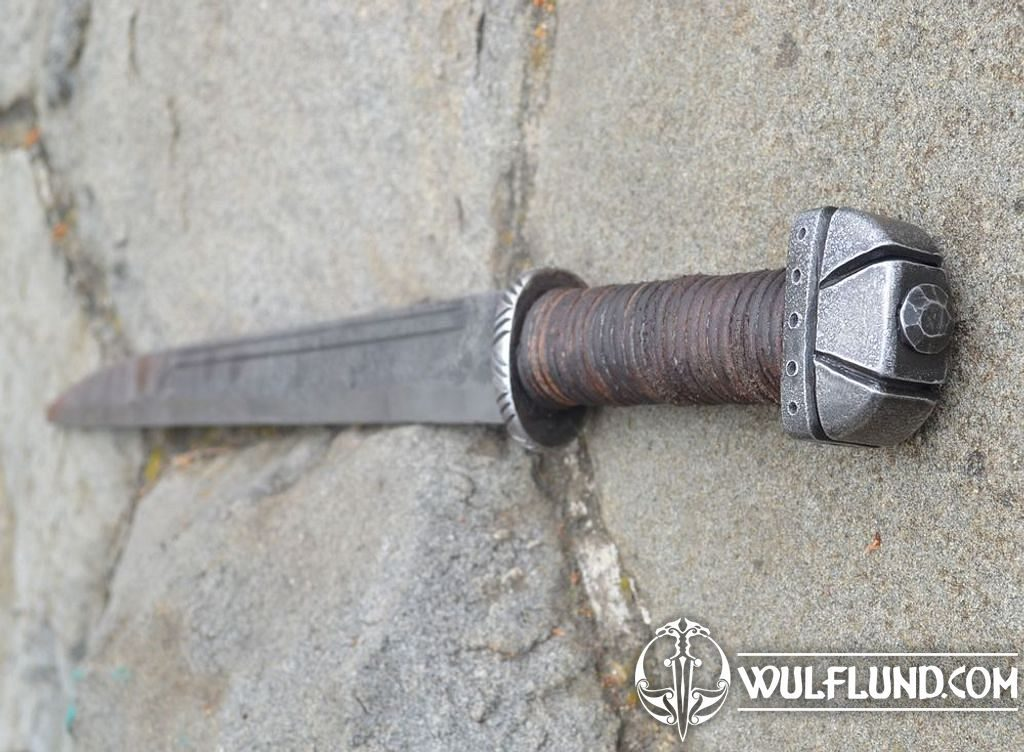 Viking Saxon Scramasax Replica Medieval