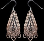 Earrings - Bronze