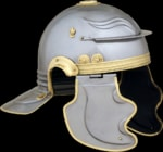 Roman and Celtic Helmets