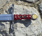 ROYAL SWORD WITH THE LION, COMBAT SWORD - MEDIEVAL SWORDS