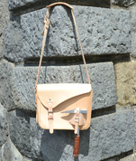 GEO FIELD BAG, LEATHER GEOLOGIST BAG - ROCK HAMMERS