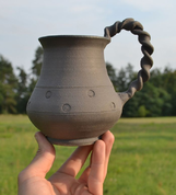 REPLICA OF CELTIC POT FROM MIKOVICE - HISTORICAL CERAMICS