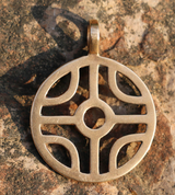 HISTORICAL PENDANT VI, BRONZE AGE, BRONZE - PENDANTS, NECKLACES