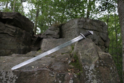 VIKING SWORD, GEIBIG TYPOLOGY, TYPE V, SWORD FIGHT REPLICA - VIKING AND NORMAN SWORDS